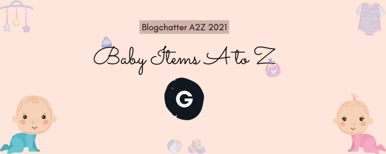 baby items a to z